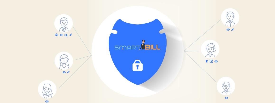 smart bill invata accesul la date