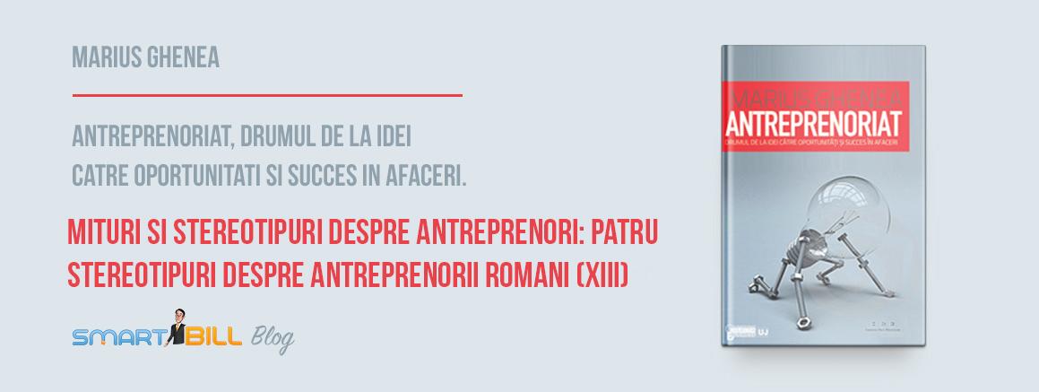 Antreprenorii romani