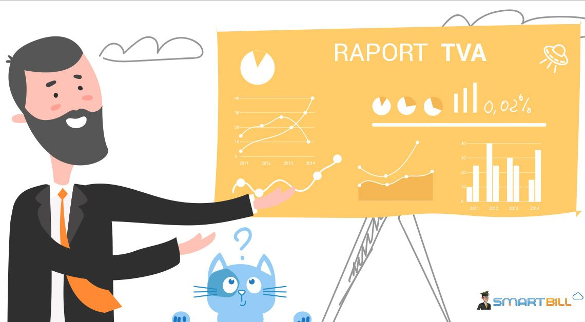 raportul tva
