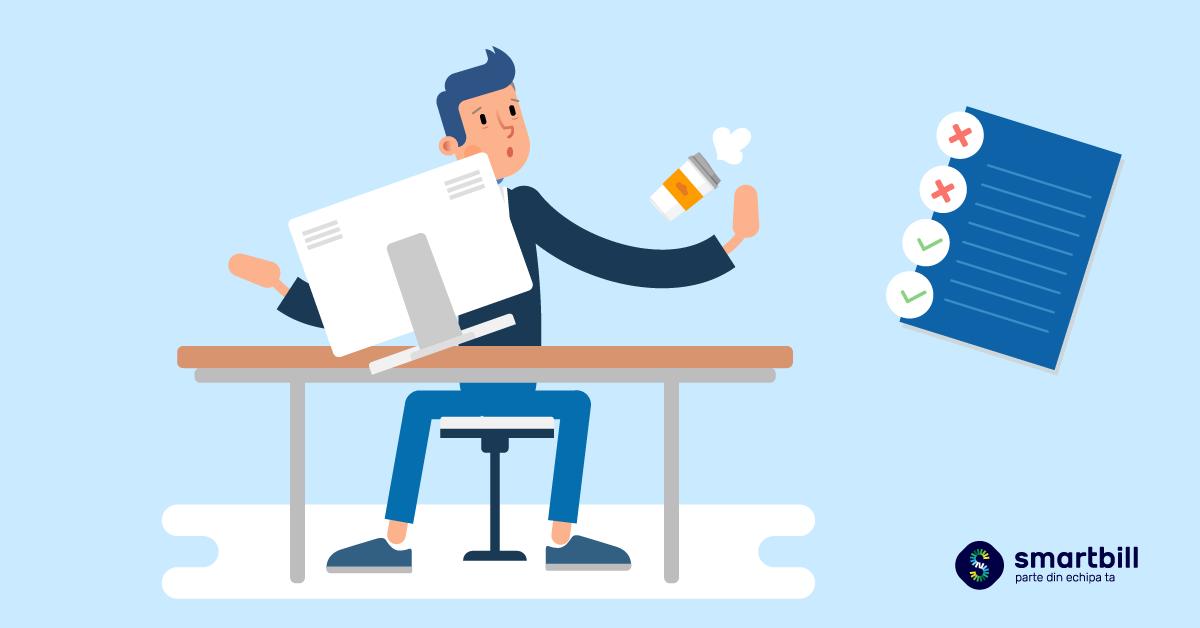 SmartBill invata codul muncii