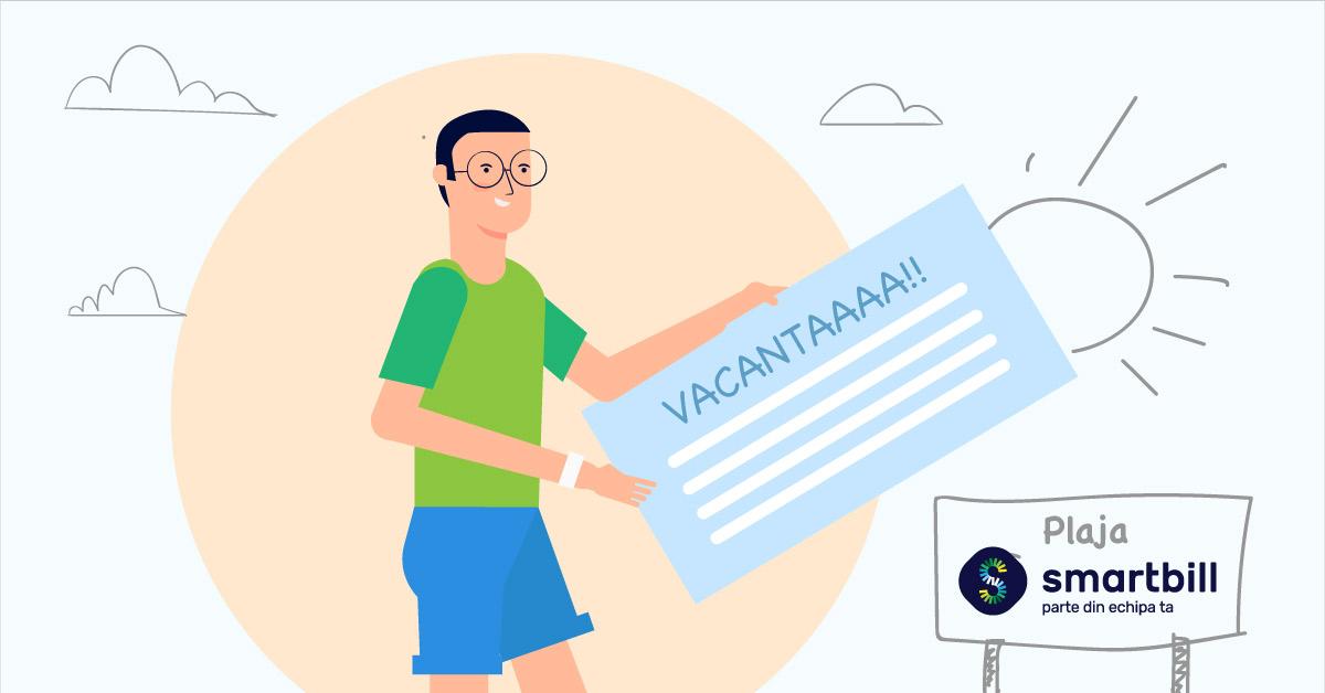 SmartBill invata vouchere vacanta