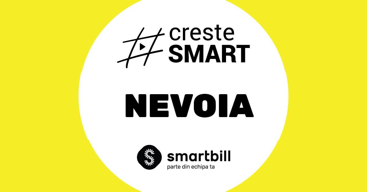 SmartBill invata crestesmart - nevoia in business