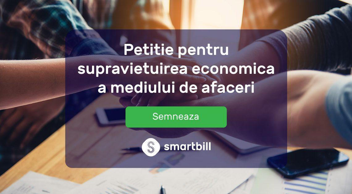 Petitie antreprenori