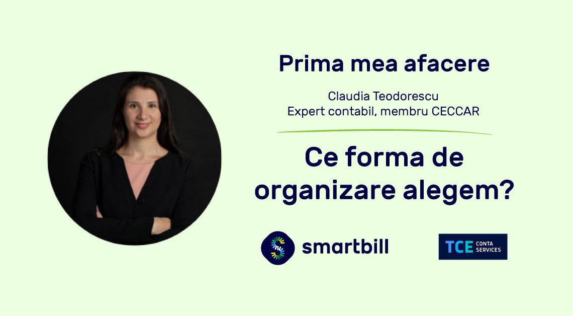 SmartBill Claudia Teodorescu