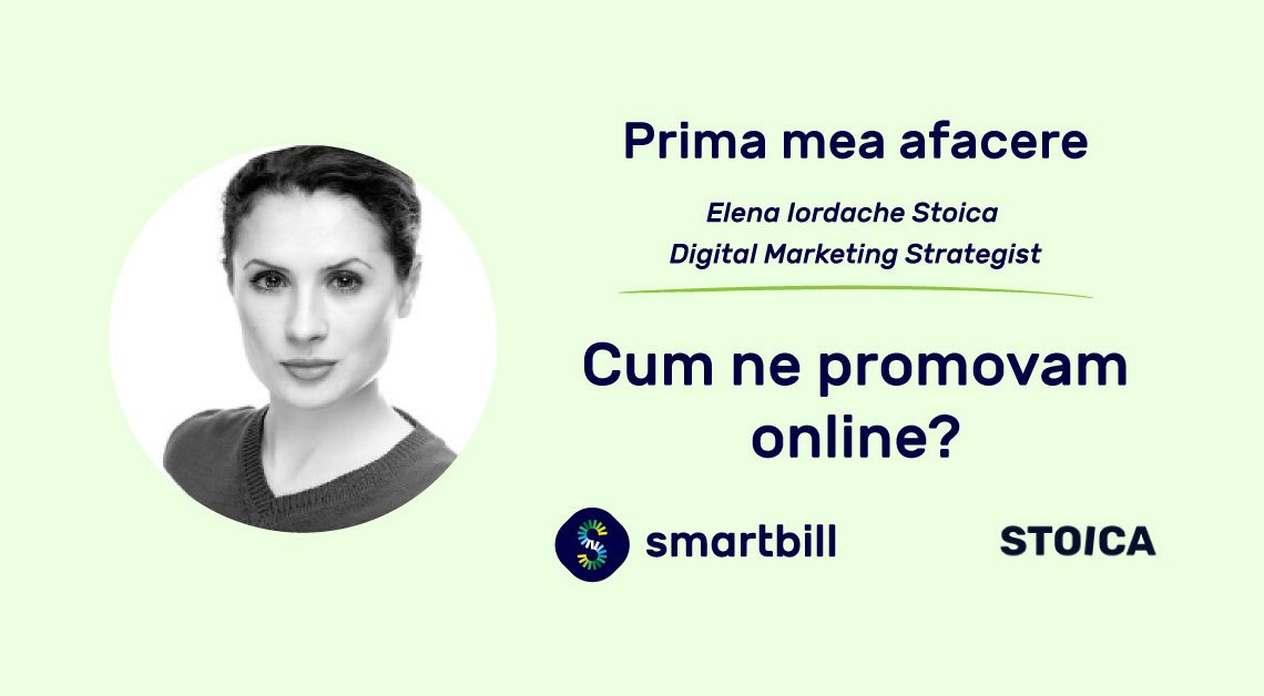 Prima mea afacere Elena Stoica