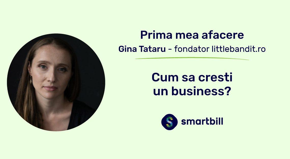 SmartBill prima mea afacere